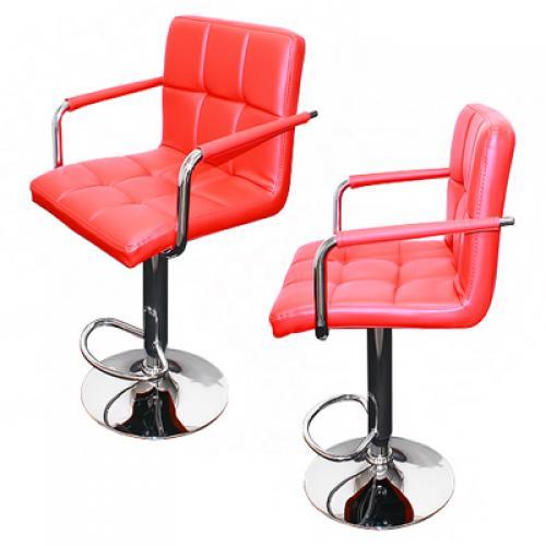 Barhocker Barstuhl Tresenhocker Küchen Hocker Lounge Sessel Dreh Stuhl 2er Set  eBay