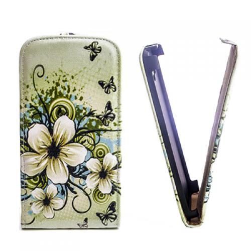 Luxus-Clip-Handy-Tasche-Flip-Cover-Schutz-Huelle-Klapp-Etui-Hard-Case-Bag-Schale