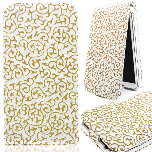 Design-Klapp-Handy-Tasche-Flip-Etui-Schutz-Huelle-Hard-Case-Clip-Cover-Schale-Bag