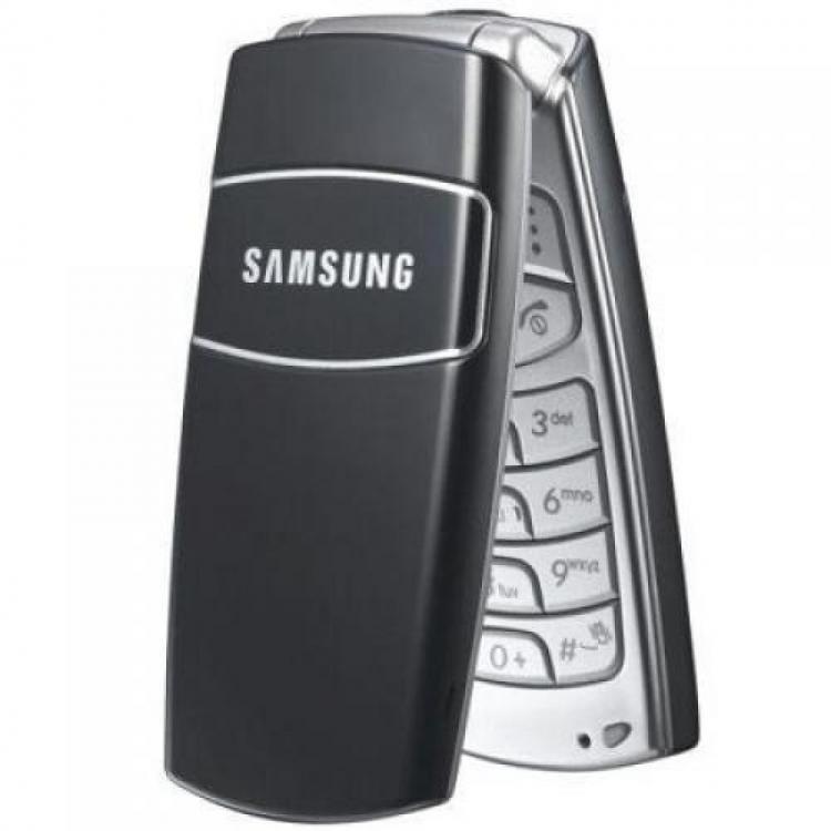 samsung sgh x150 x150 handy tasten telefon klapphandy. Black Bedroom Furniture Sets. Home Design Ideas