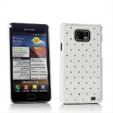 Samsung Galaxy S2 (i9100) Perlycase Kunststoff - Weiss