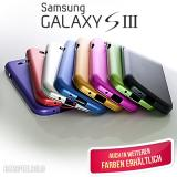 Samsung Galaxy S3 (i9300) Senior Case Alu - Lila