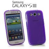 Samsung Galaxy S3 (i9300) Ice Case TPU - Lila