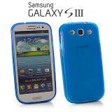 Samsung Galaxy S3 (i9300) Ice Case TPU - Blau