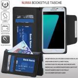 Sony Ericsson Xperia Arc S (LT18i) Numia Bookstyle - Schwarz