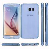 Samsung Galaxy Note 7 Full TPU Case - Blau