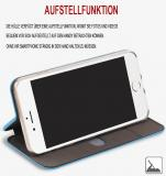 Samsung Galaxy J5 2017 Hardcover Etui - Türkis