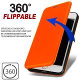 Samsung Galaxy J5 2017 Hardcover Etui - Orange
