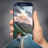 Samsung Galaxy J3 2018 Panzerglasfolie - Klar
