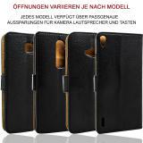 LG G2 Mini Bookstyle Aufstellfunktion - Grün