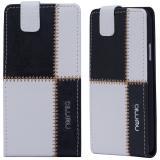 Sony Xperia Z3 Numia Flipstyle - Weiss-Schwarz