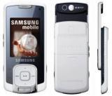 Samsung SGH-F330 Handy - Hellblau-Silber