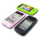 Silikon Case HTC 7 Trophy - Weiss