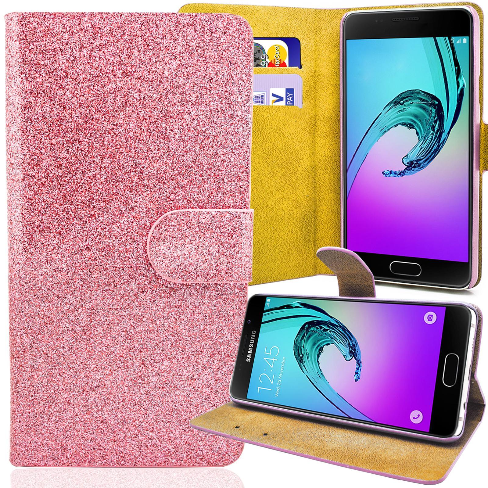 Handy tasche glitzer schutz h lle flip cover mobile case bumper wallet etui bag ebay - Er finestra mac ...